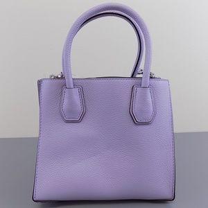 Michael Kors Bags - MICHAEL KORS  228 MERCER Purple Tote PURSE Handbag 5dfdfc255c307